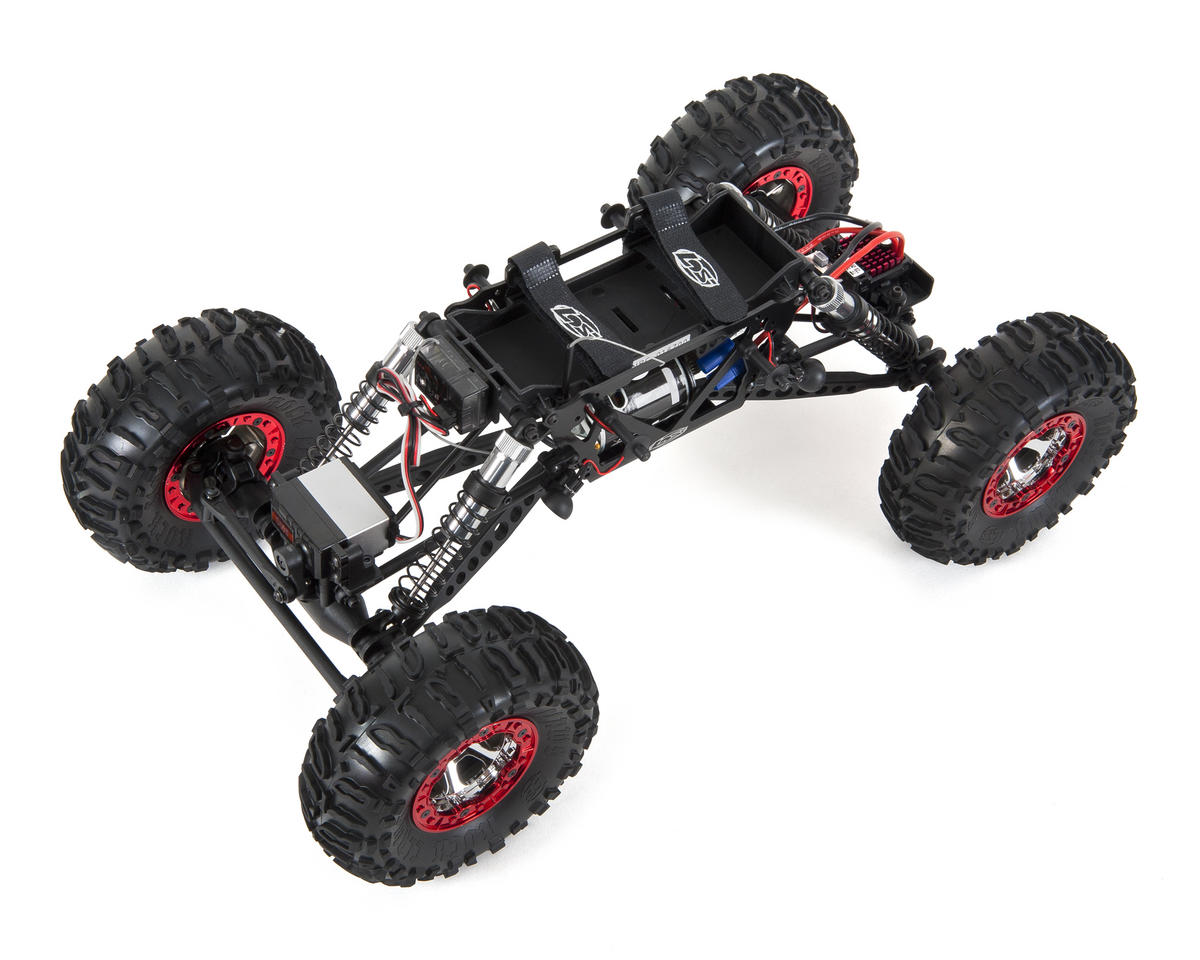 Losi Night Crawler 2.0 4WD 1/10 RTR Rock Crawler