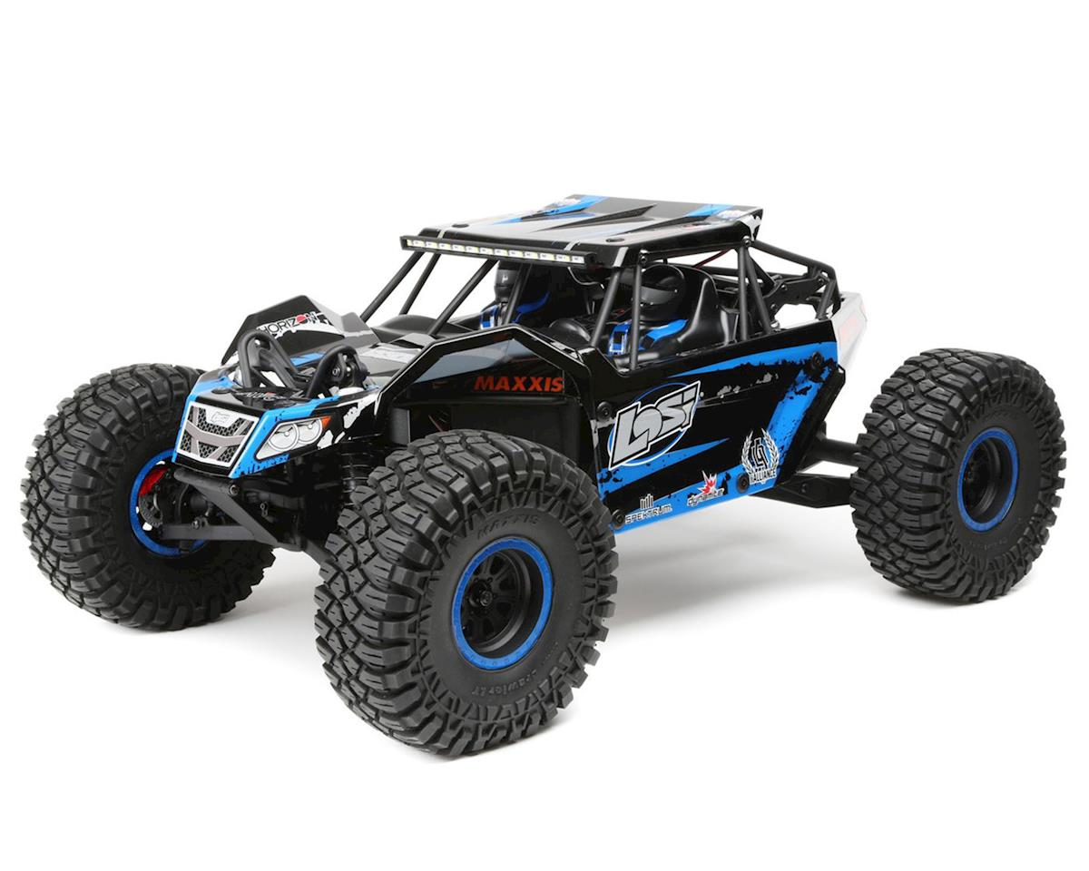 Rock Rey 1/10 4WD RTR Electric Rock Racer (Blue) by Losi