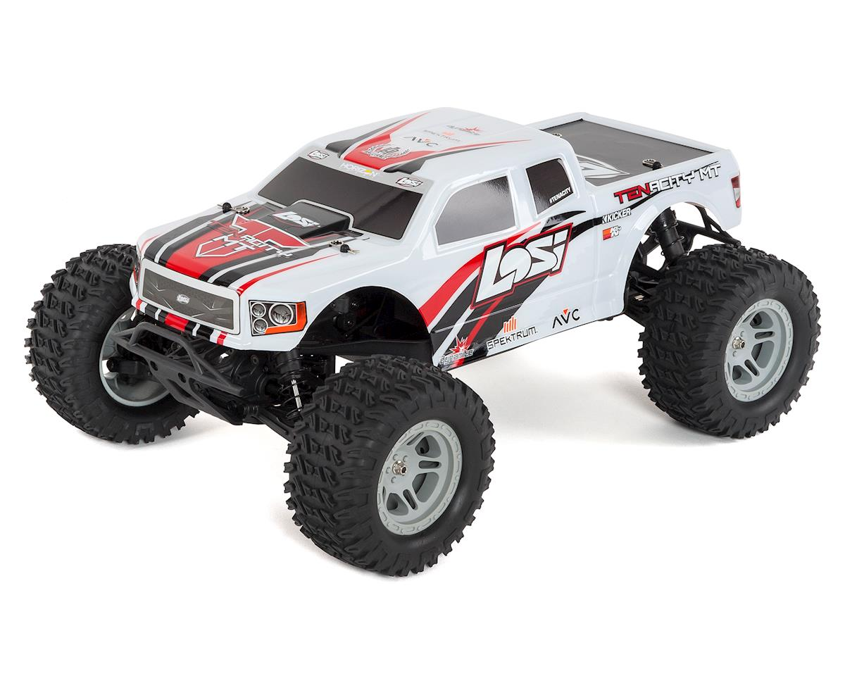 Losi TENACITY 1/10 RTR 4WD Brushless Monster Truck (White)