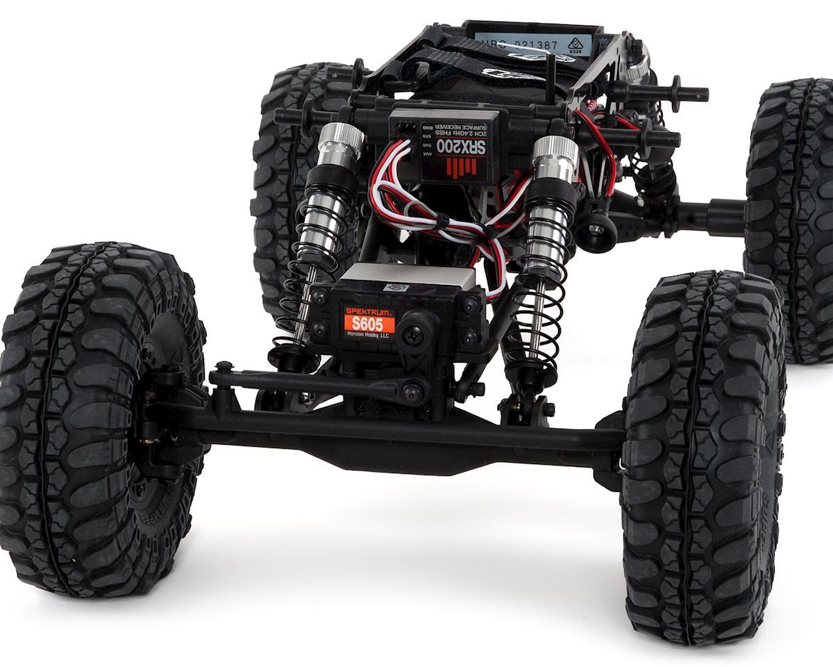 Losi Night Crawler SE 4WD 1/10 RTR Rock Crawler (Blue)