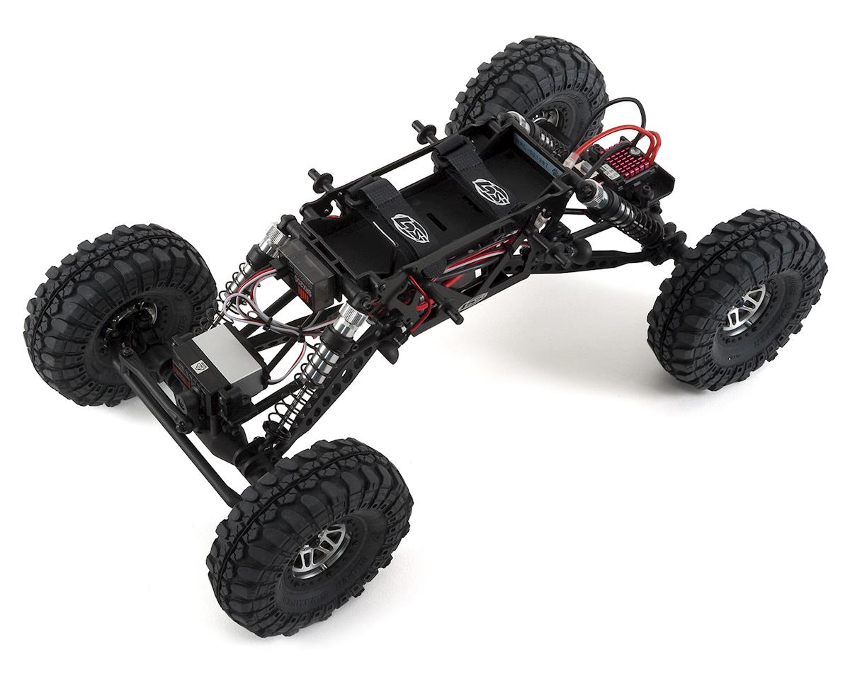 Losi Night Crawler SE 4WD 1/10 RTR Rock Crawler (Green)