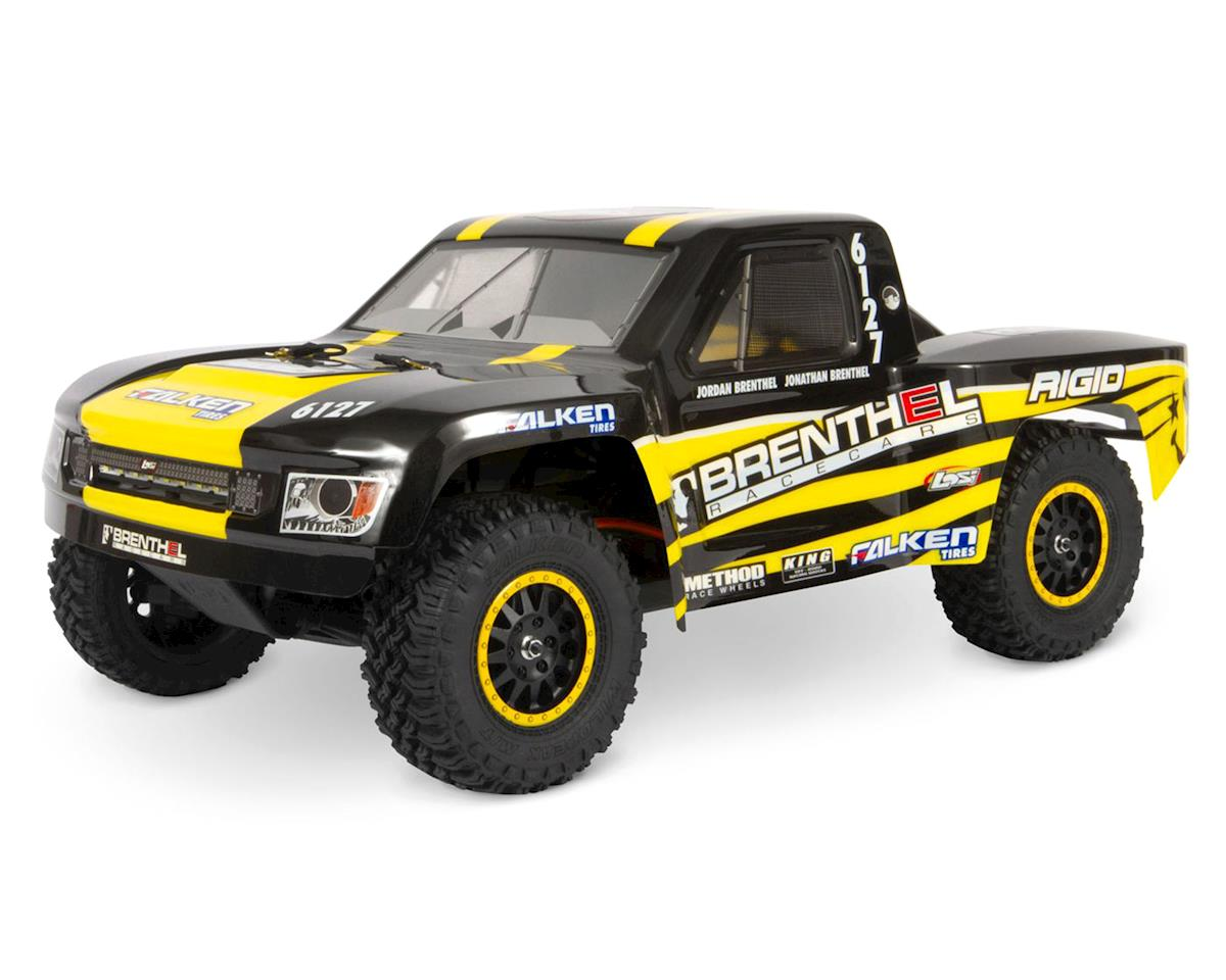Losi Tenacity TT Pro SCT RTR 1/10 4WD Brushless Short Course Truck (Brenthel)