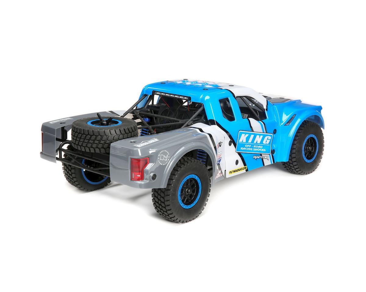 Losi Baja Rey Ford Raptor 1/10 RTR 4WD Brushless Desert Truck (King Shocks)