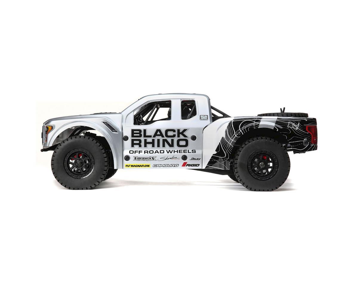 Losi Baja Rey Ford Raptor 1/10 RTR 4WD Brushless Desert Truck (Black Rhino)