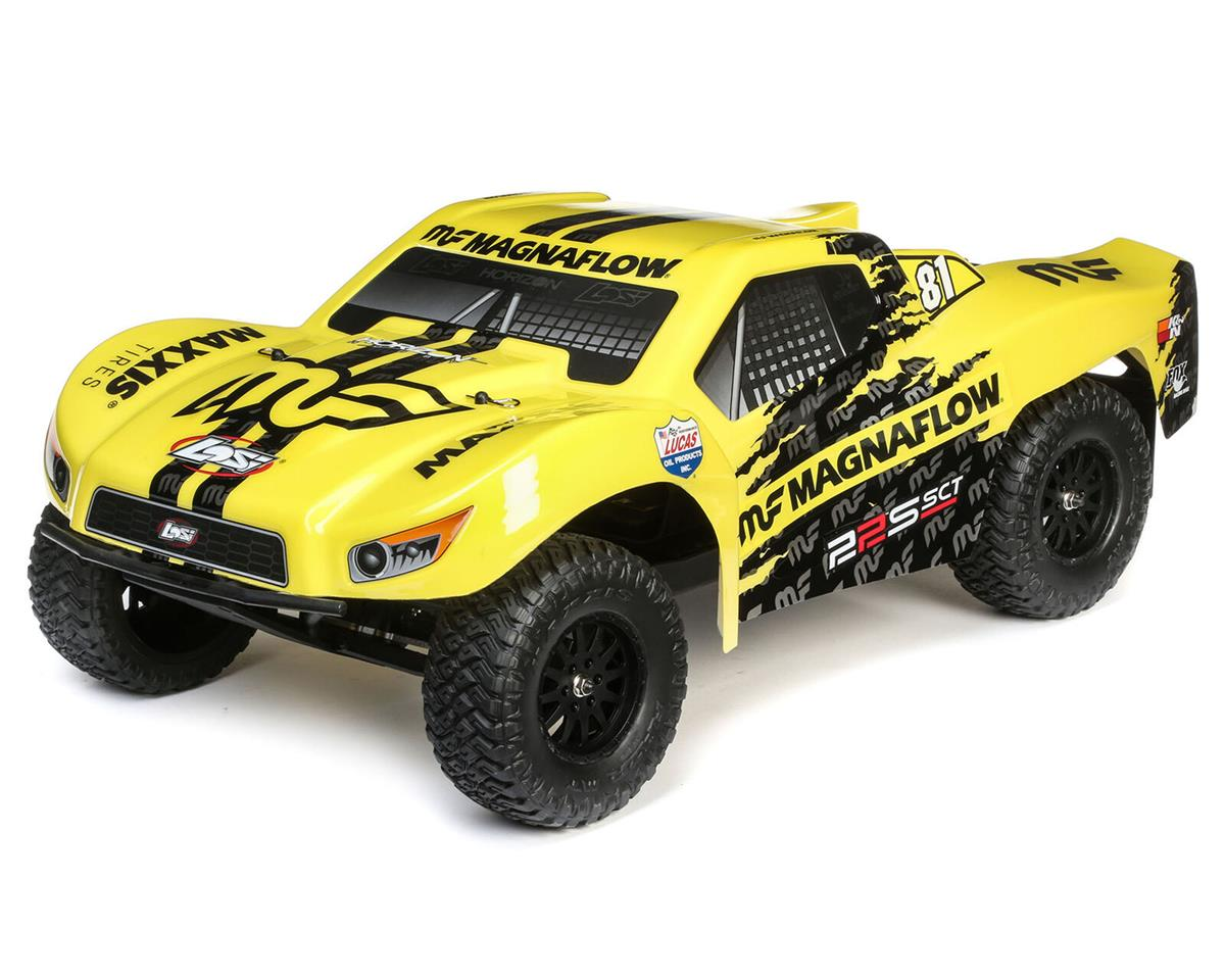 Losi 22S SCT 1/10 RTR 2WD Brushed Short Course Truck (Magnaflow)