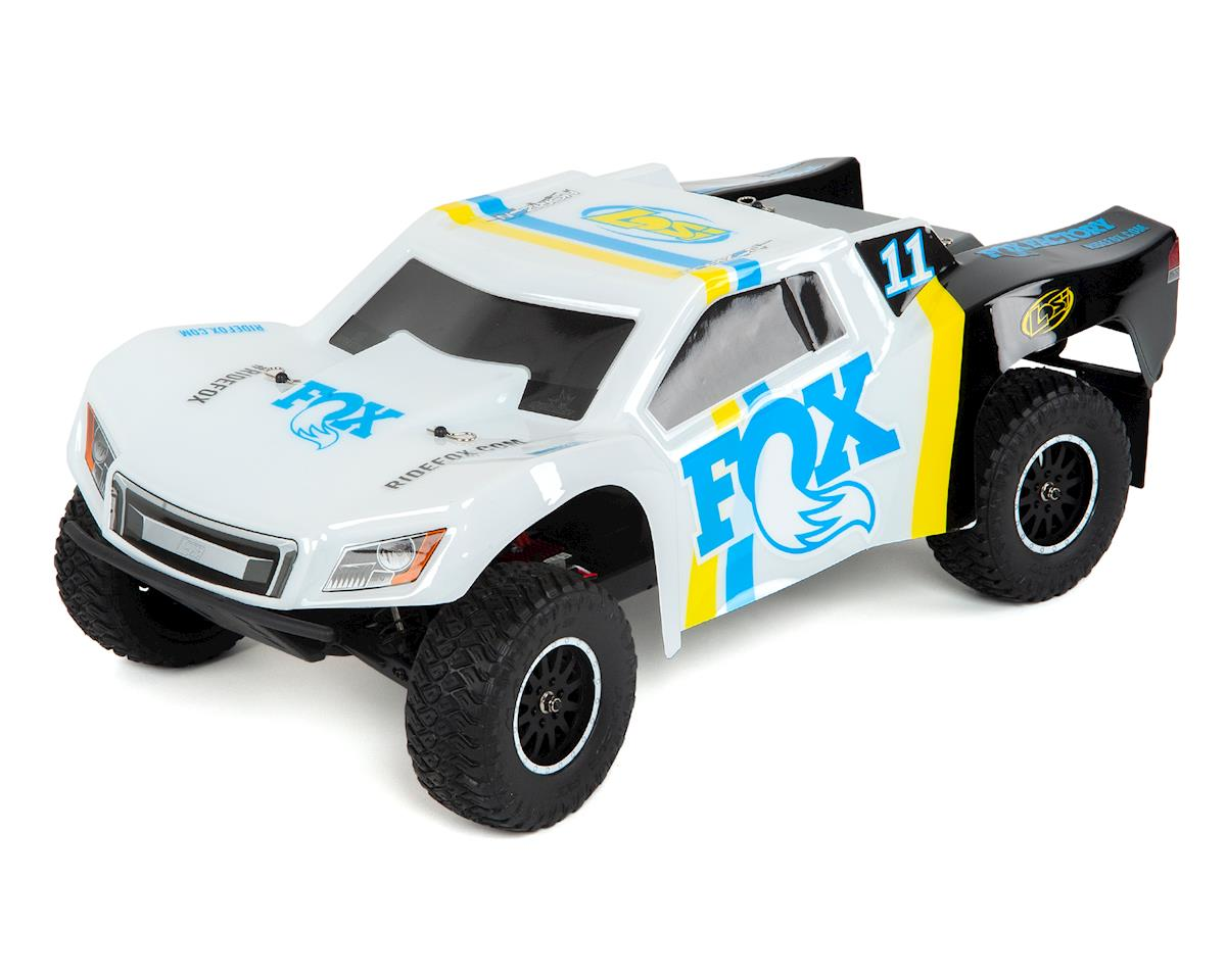 Losi TENACITY SCT 1/10 RTR 4WD Brushed Short Course Truck (Fox Racing)