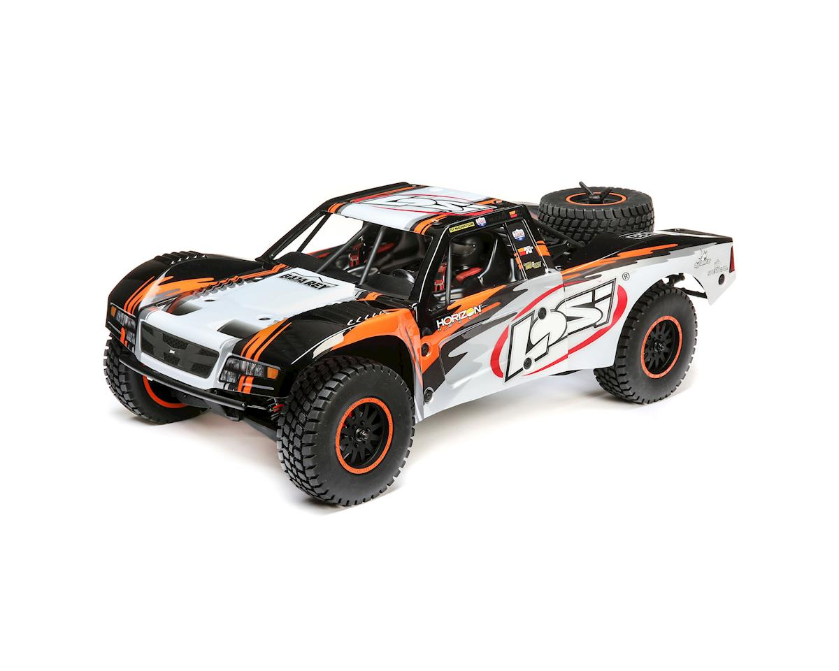 Losi Baja Rey 1/10 Bind-N-Drive Brushless Trophy Truck w/AVC | alsopurchased