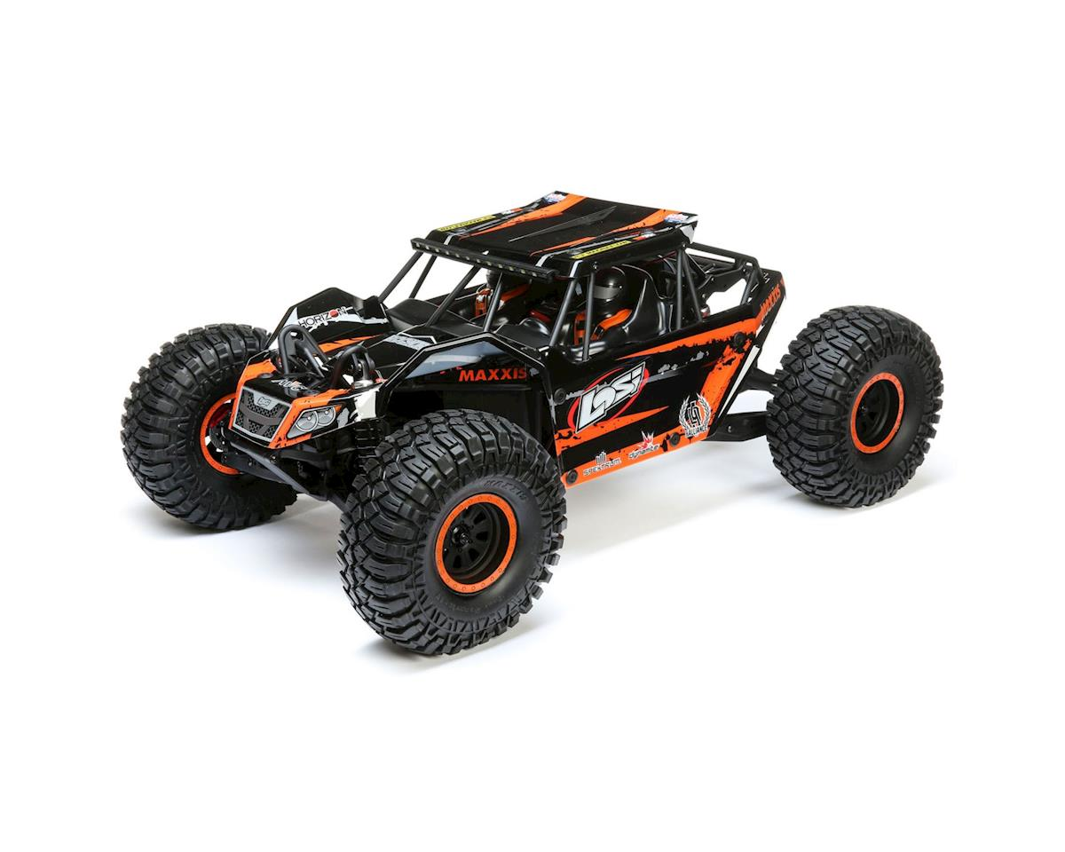 Losi Rock Rey 1/10 Bind-N-Drive Brushless 4WD Electric Rock Racer w/AVC