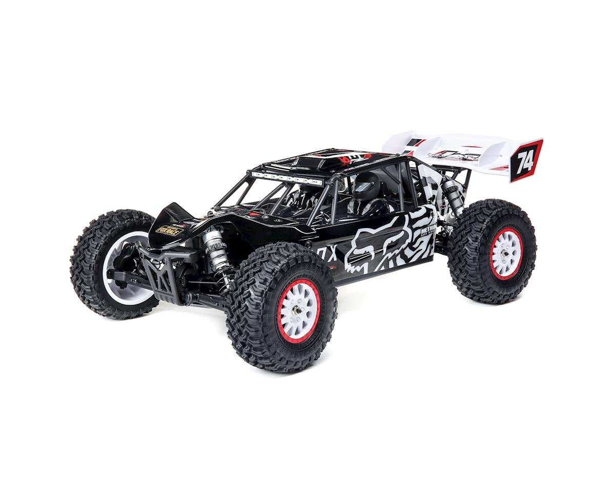 Losi TENACITY DB Pro 1/10 RTR 4WD Brushless Desert Buggy (Fox Racing)