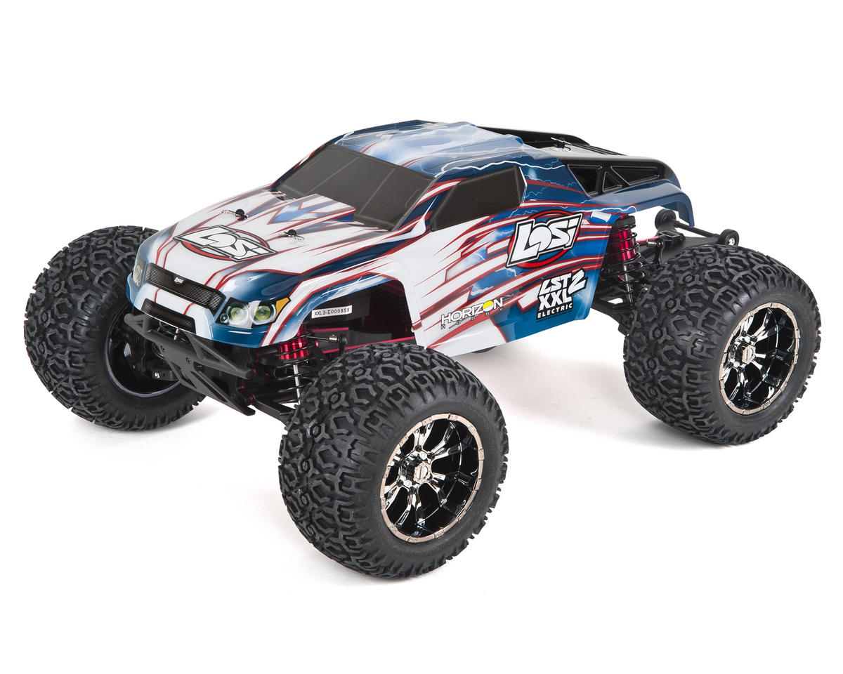 Losi LST XXL2-E RTR Brushless Monster Truck