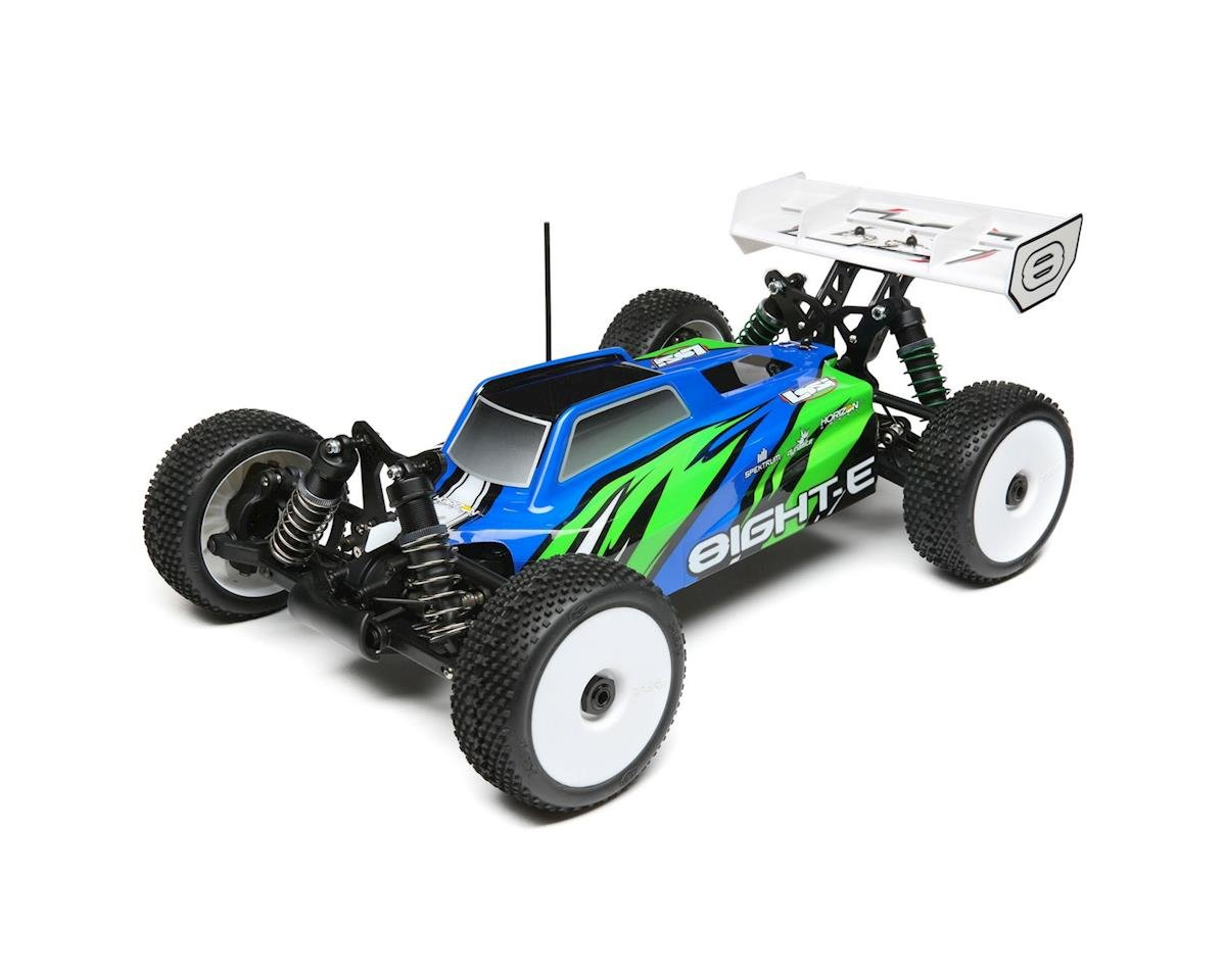 8IGHT-E 1/8 4WD Electric Brushless Buggy RTR by Losi