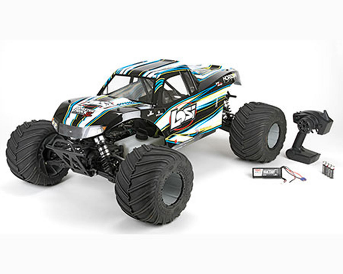 Monster Truck XL 1/5 Scale RTR Gas Truck (Black) by Losi