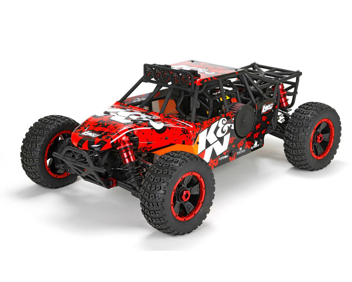 "Desert Buggy XL ""K&N"" 4WD 1/5 Scale Buggy by Losi"