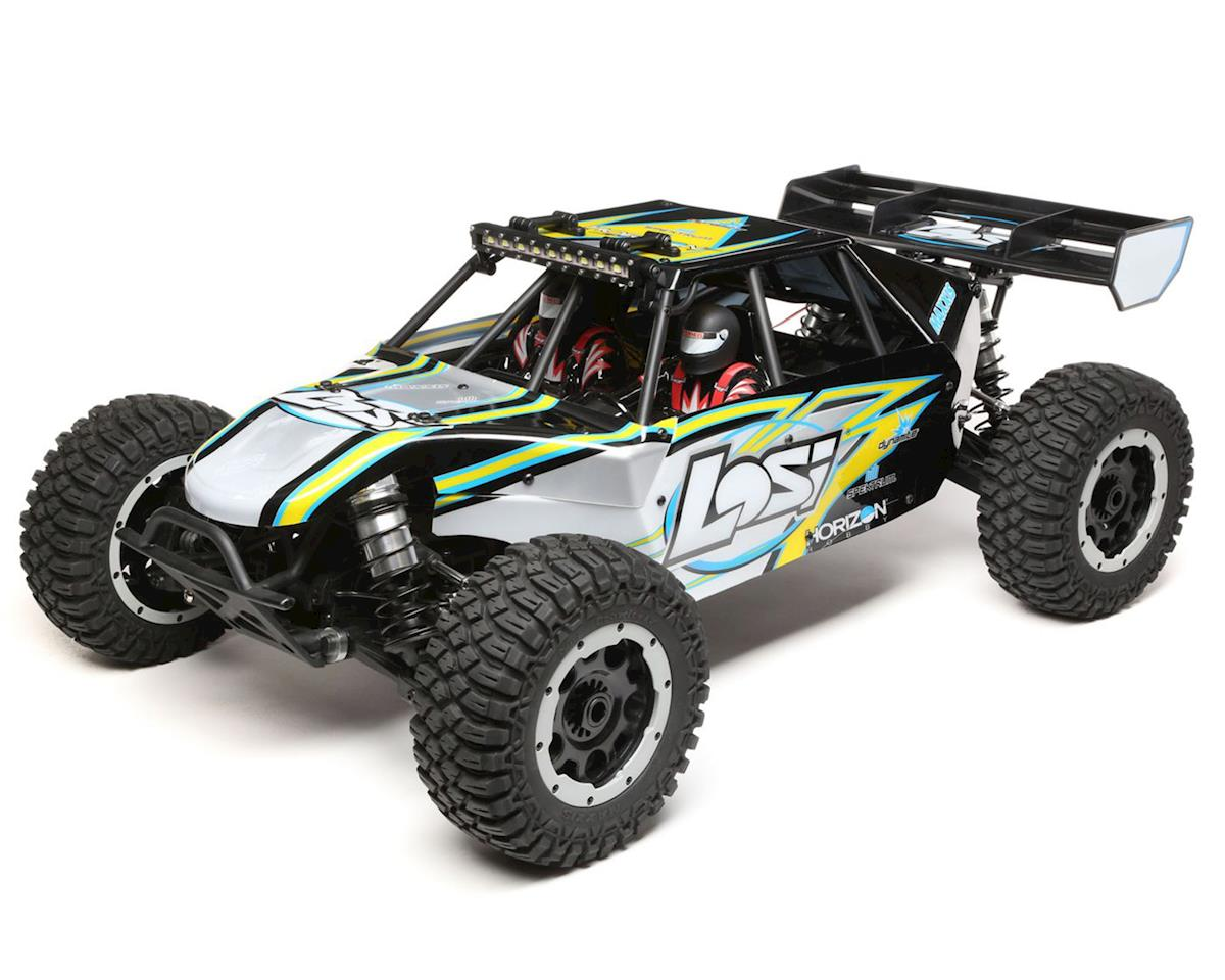 Desert Buggy XL-E 1/5 RTR 4WD Electric Buggy (Black) by Losi
