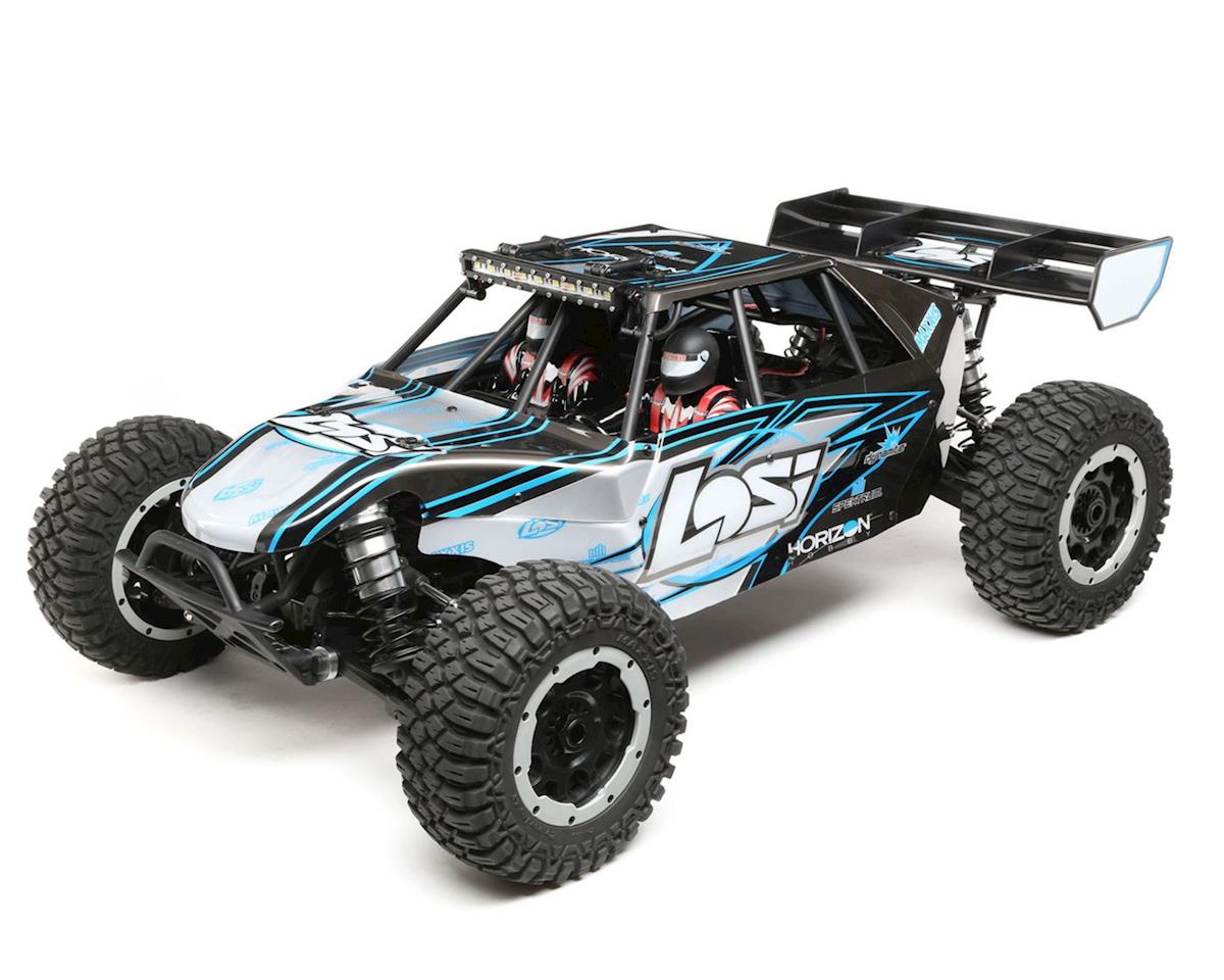 Desert Buggy XL-E 1/5 RTR 4WD Electric Buggy (Grey) by Losi