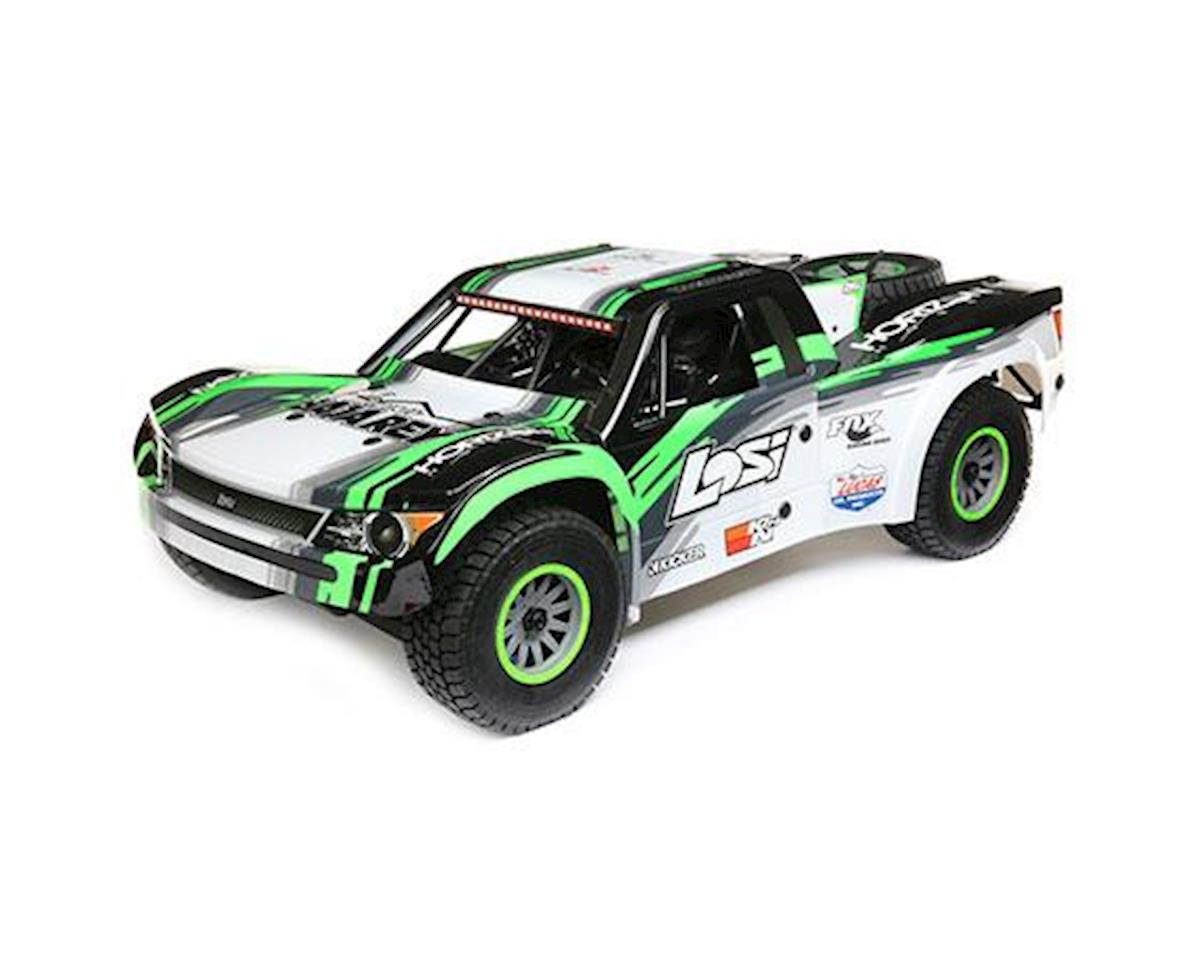 Super Baja Rey 1/6 RTR Electric Trophy Truck (Black) by Losi