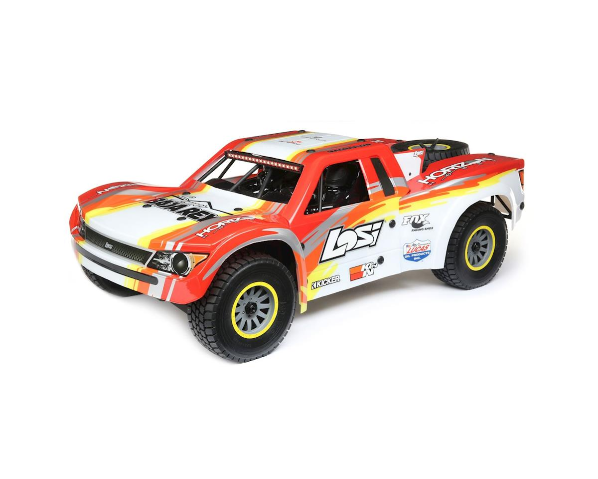 Losi Super Baja Rey 1/6 RTR Electric Trophy Truck (Red)