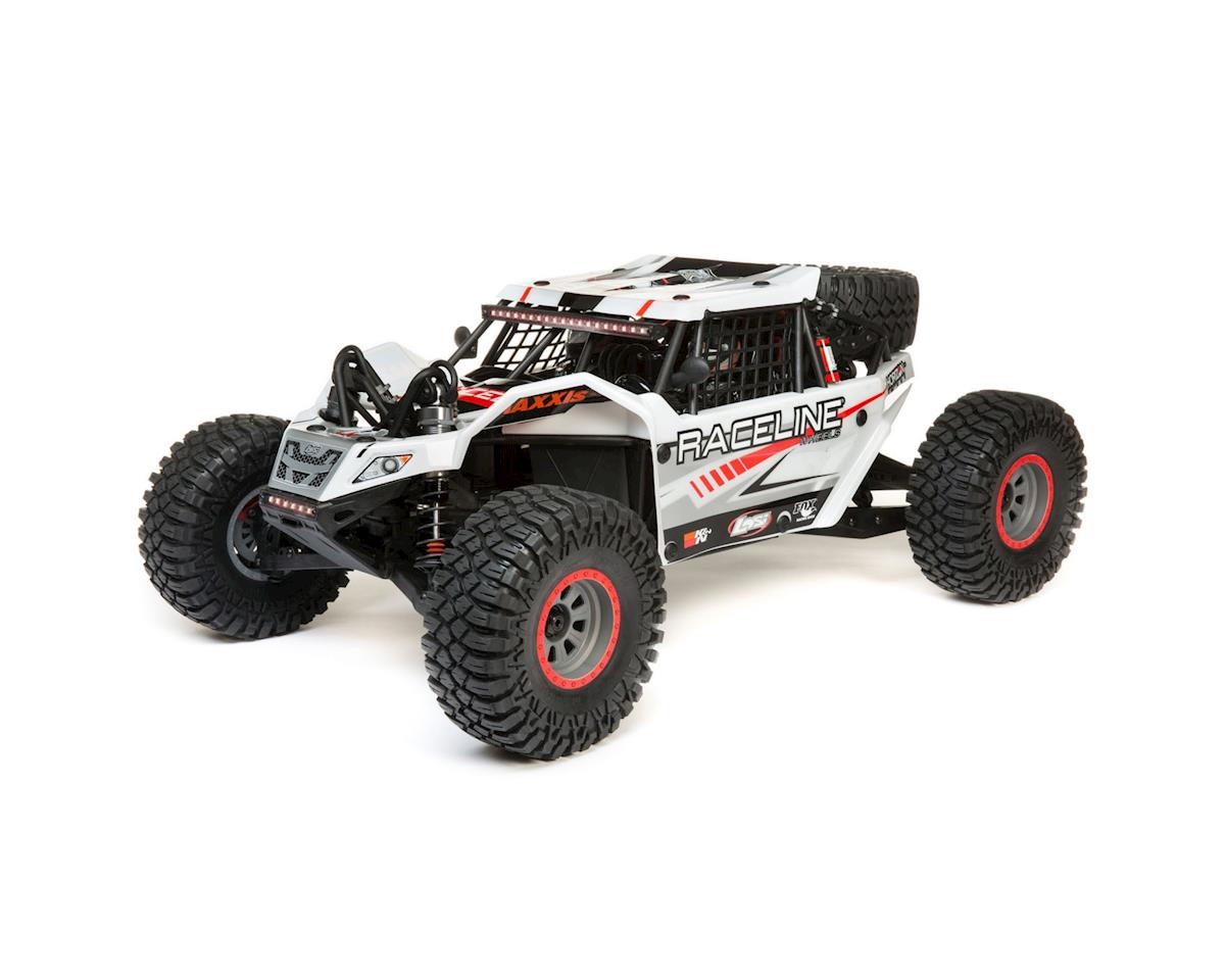 Losi Super Rock Rey SRR 8S 1/6 RTR Electric Rock Racer (Raceline) w/2 4GHz  Radio & AVC