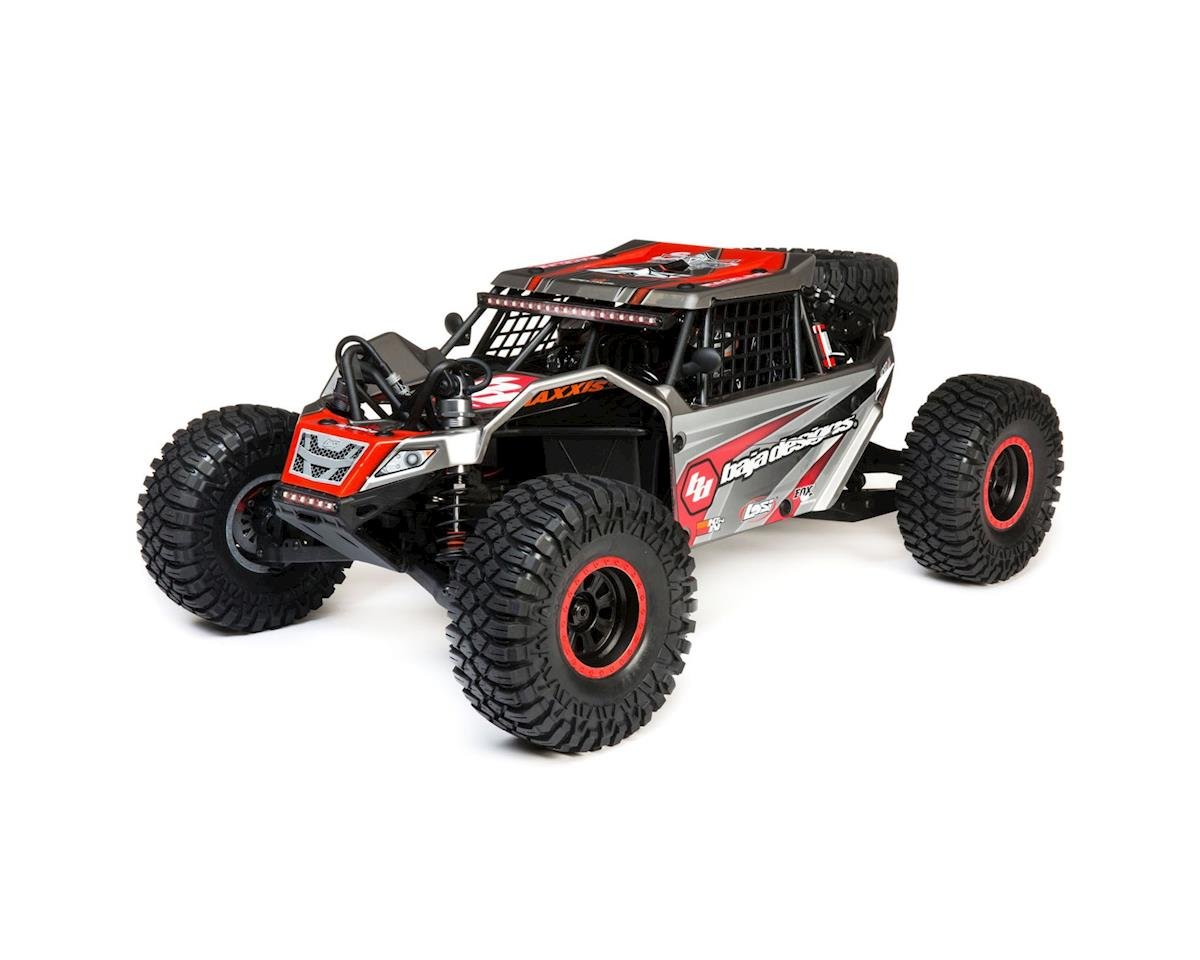 Losi Super Rock Rey SRR 8S 1/6 RTR Electric Rock Racer (Baja Designs) | relatedproducts