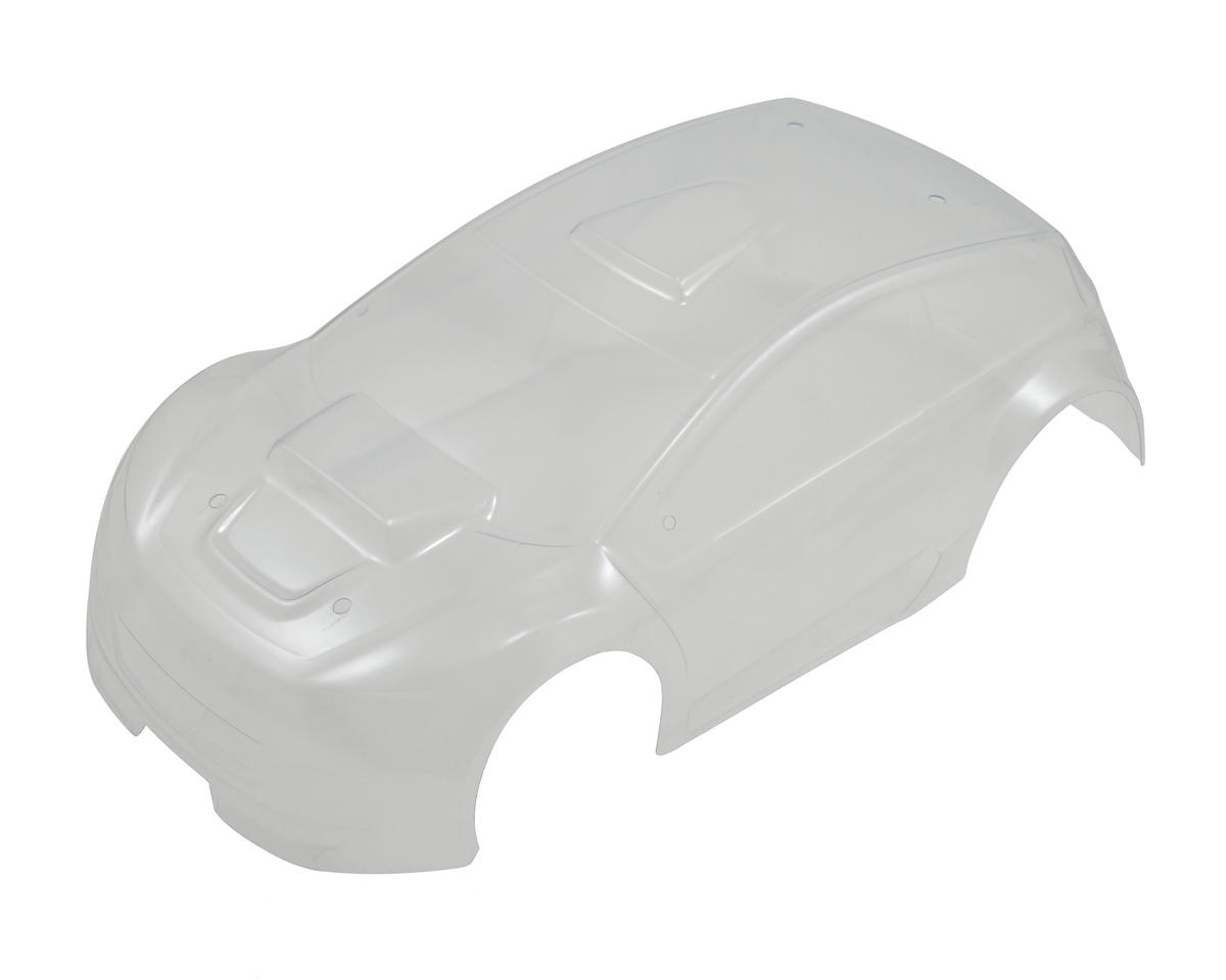 Mini Rally Body Set (Clear) by Losi