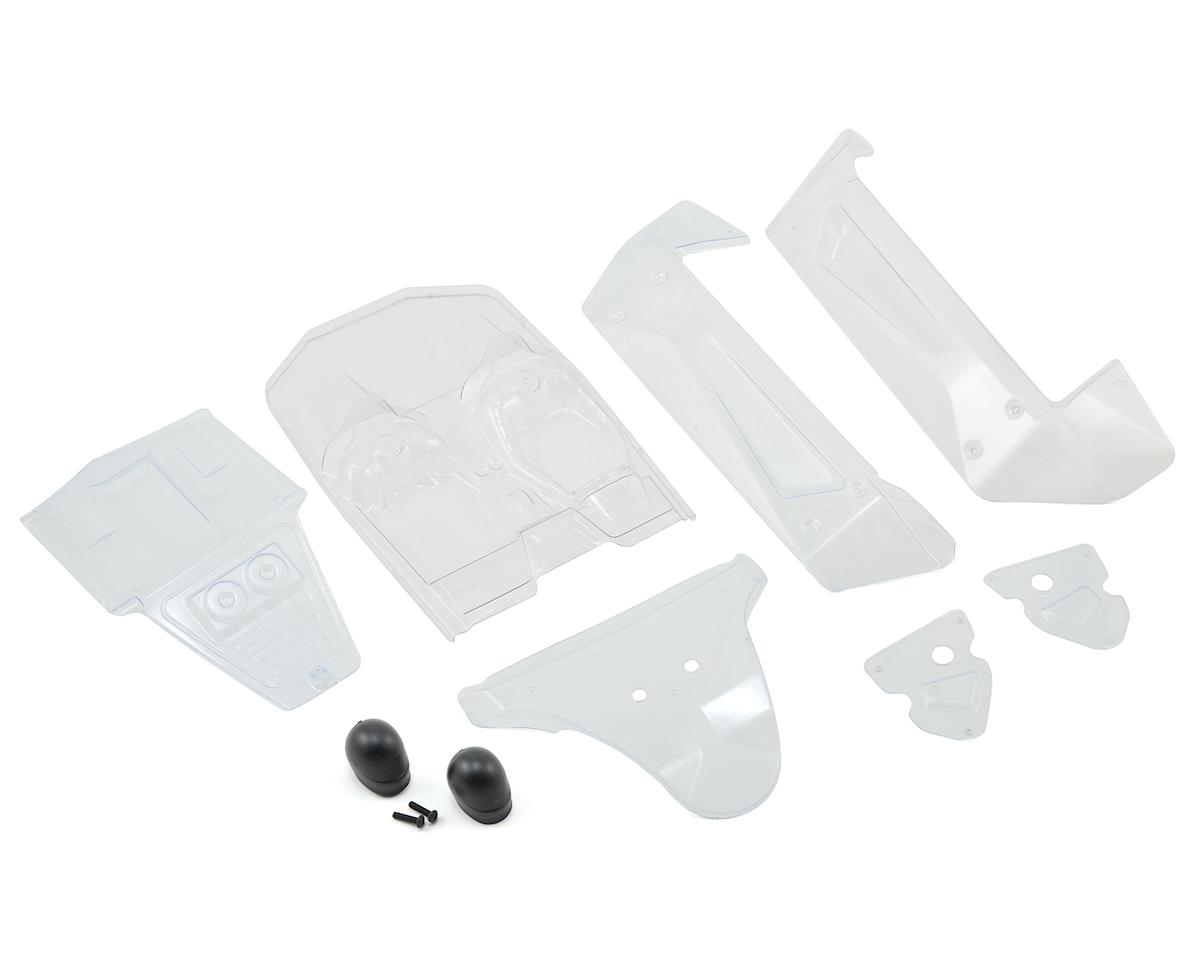 Losi Mini 8IGHT-DB Body Set (Clear)