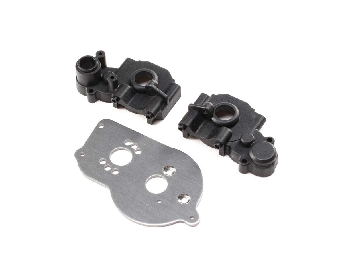Losi Mini-T 2.0 Transmission Case & Motor Plate | relatedproducts