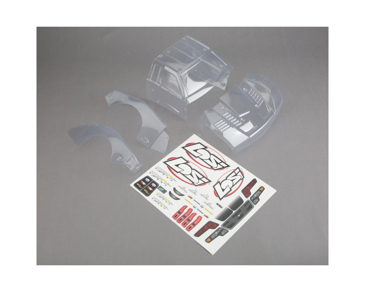 Losi Baja Rey Body Set (Clear)