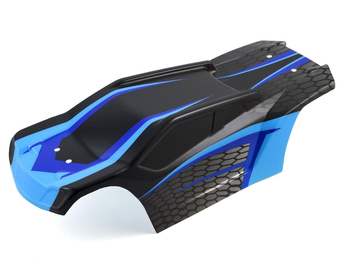 Losi TENACITY T Pre-Painted Body (Black/Blue)