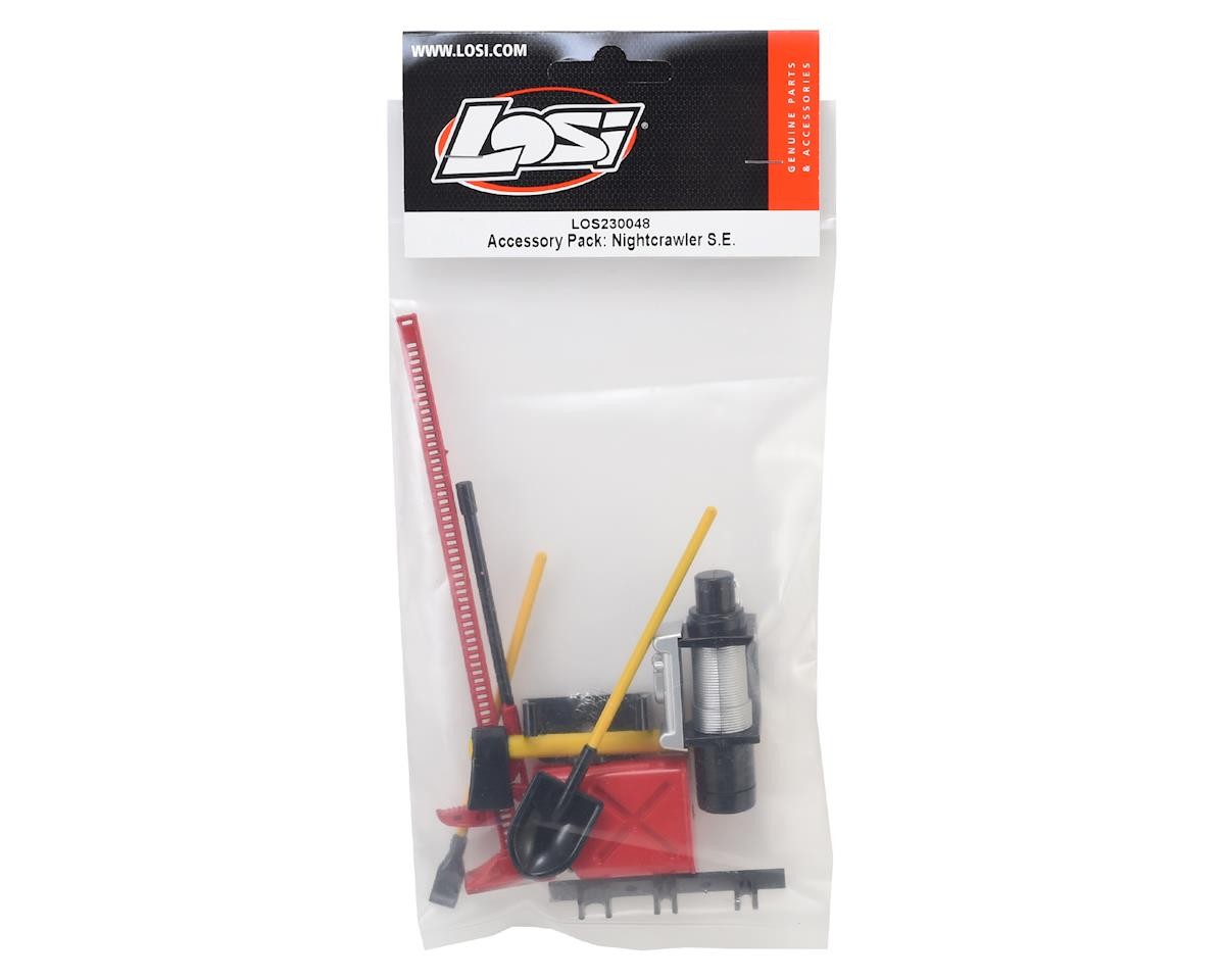 Losi Nightcrawler SE Accessory Pack