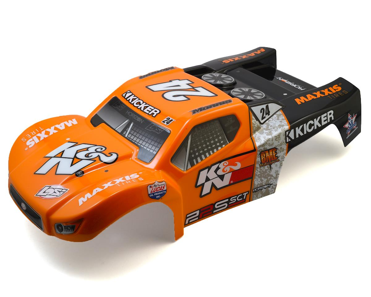 Losi 22S SCT Pre-Painted K&N Body Set