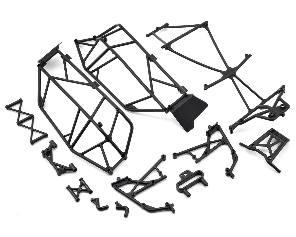 Losi Roll Cage Set For Ten Scbe Los231014 Cars Trucks