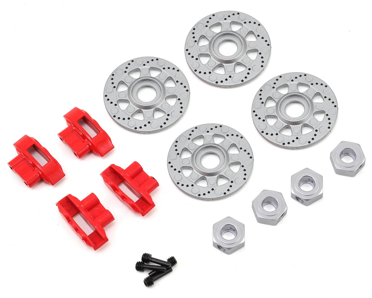 Losi Baja Rey Hex & Pin Set (4)
