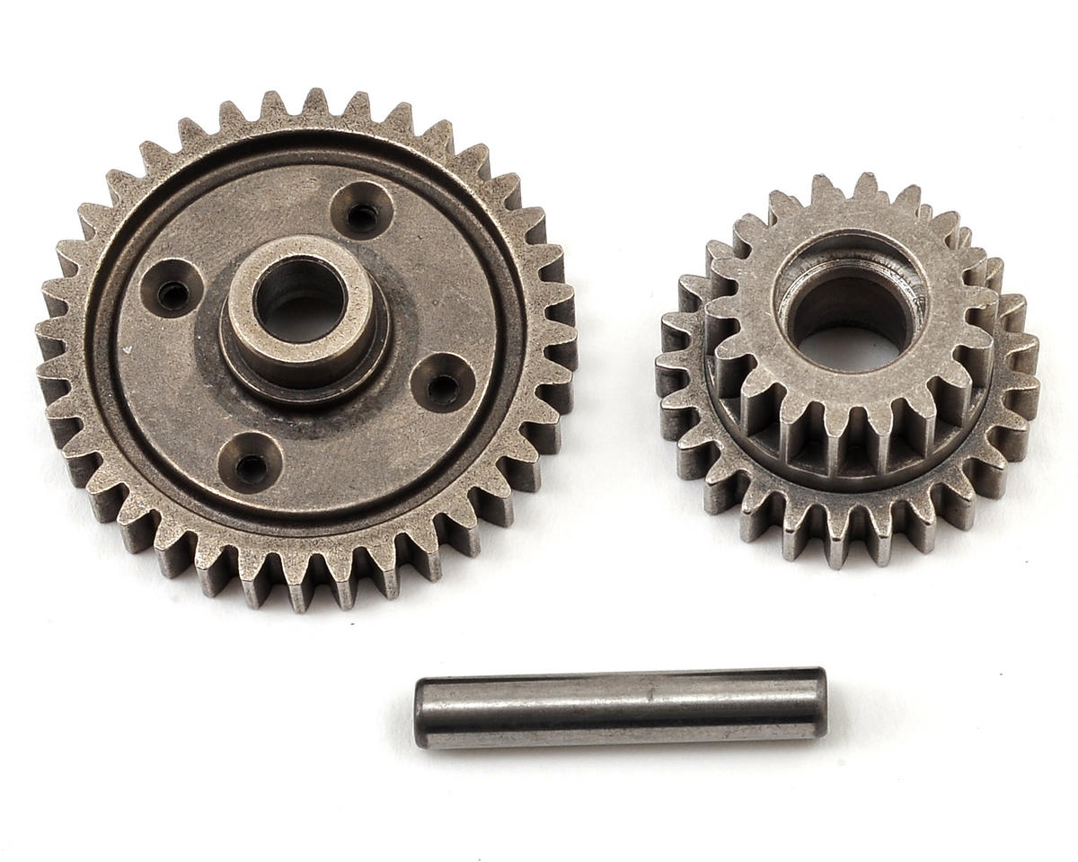 Baja Rey Center Transmission Gear Set by Losi