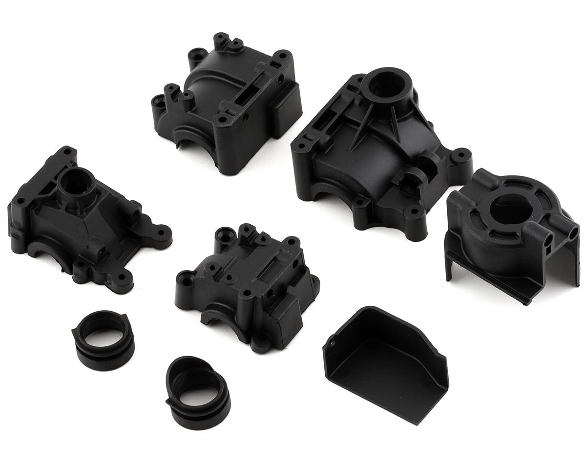 Losi Tenacity SCT Differential Case Set