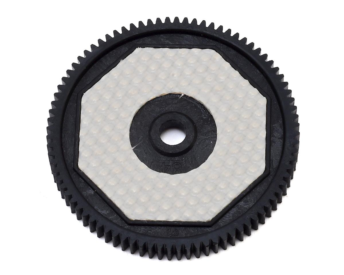 Losi 22S SCT Spur Gear & Slipper Pad Set (84T)