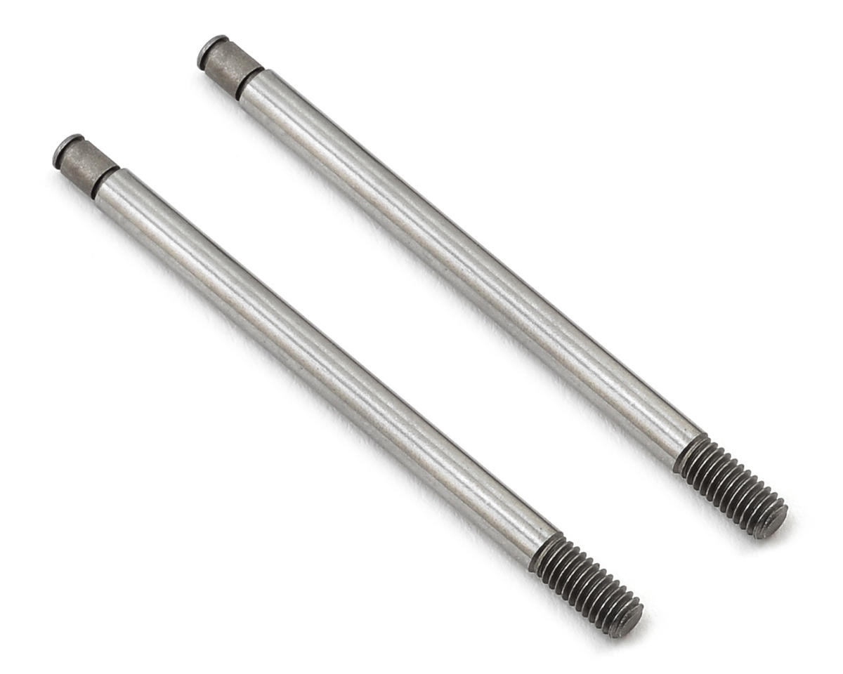 Losi TEN-SCBE Rear Shock Shaft (2)