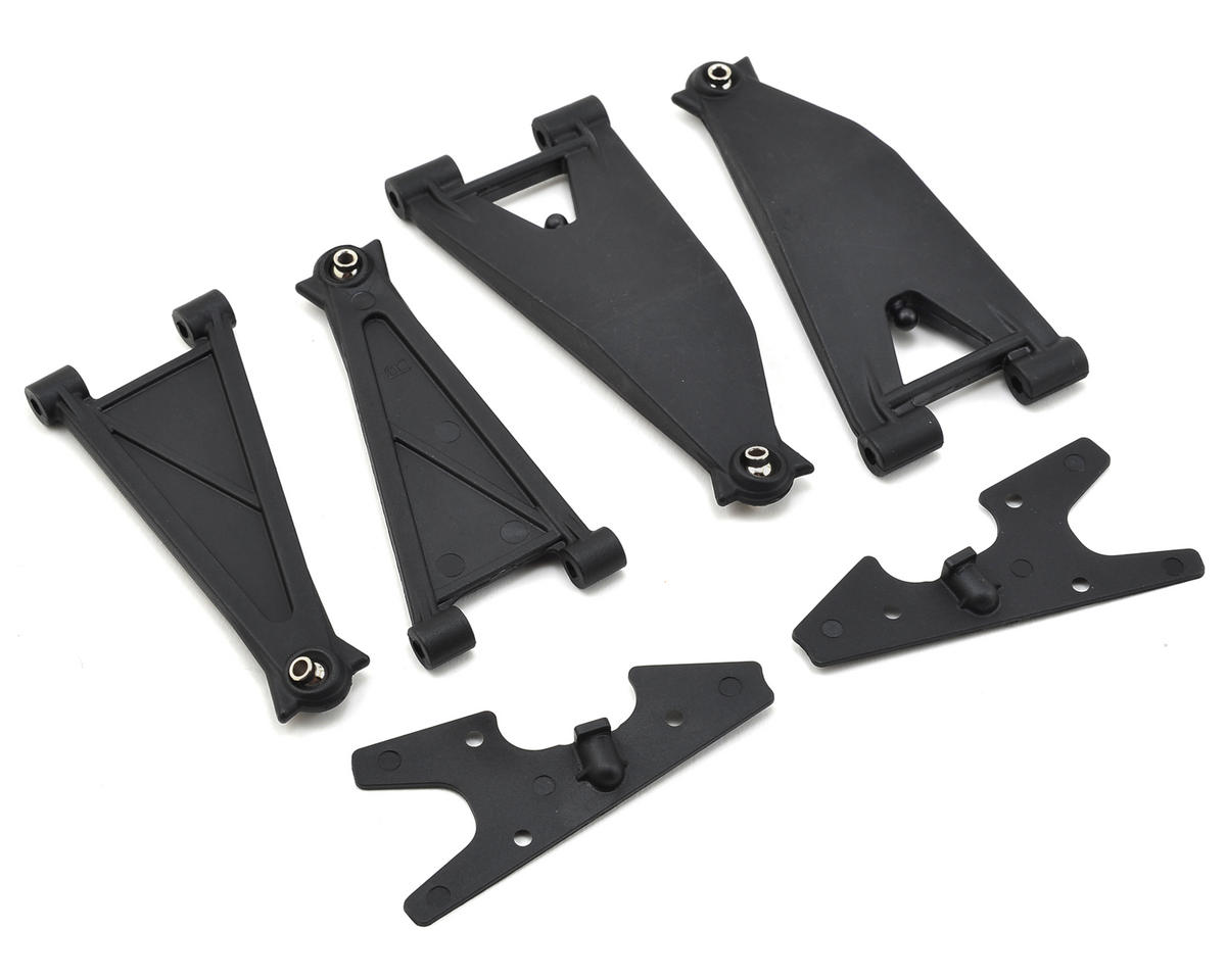 Baja Rey Front Upper/Lower Suspension Arm Set by Losi