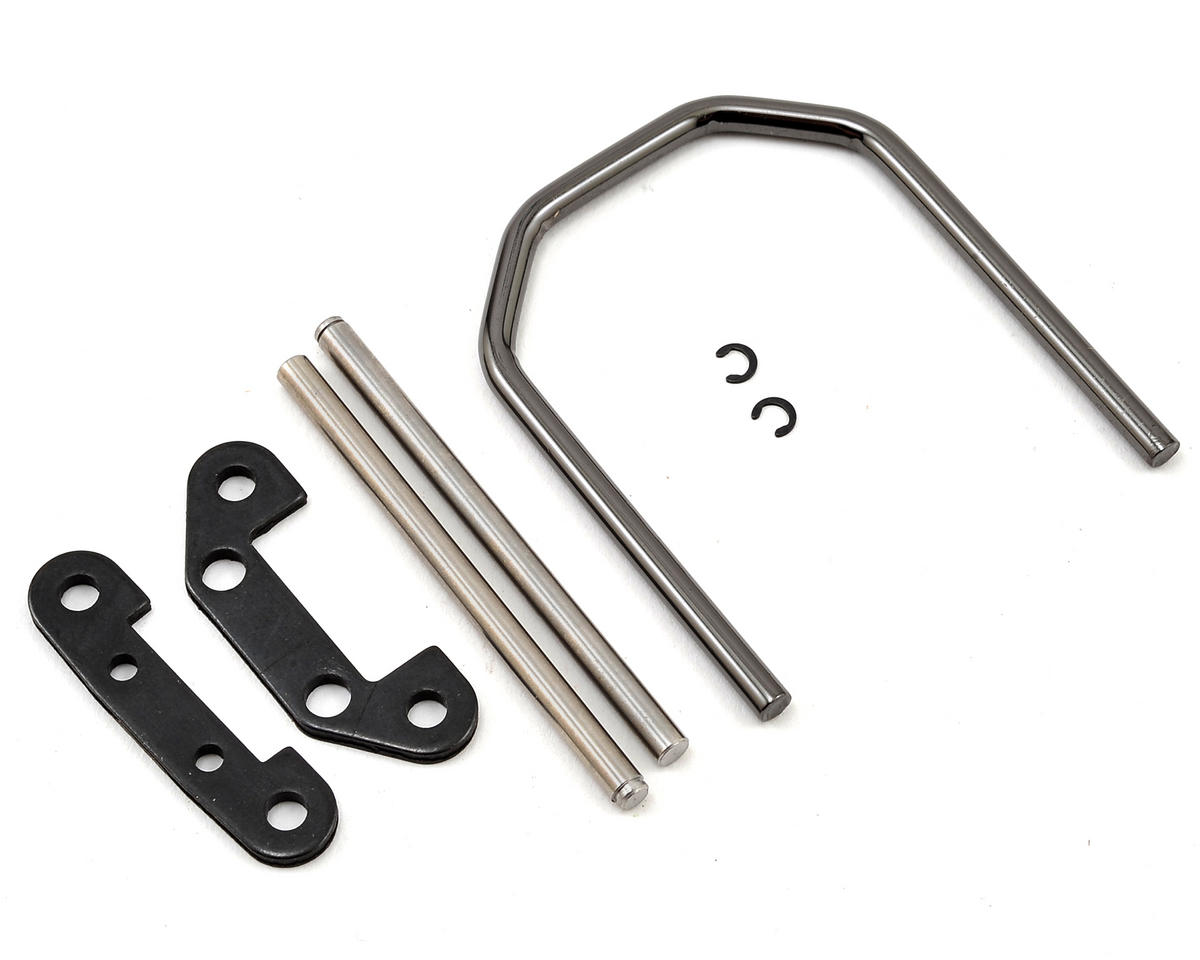 Losi Baja Rey Front Hinge Pins & Brace Set