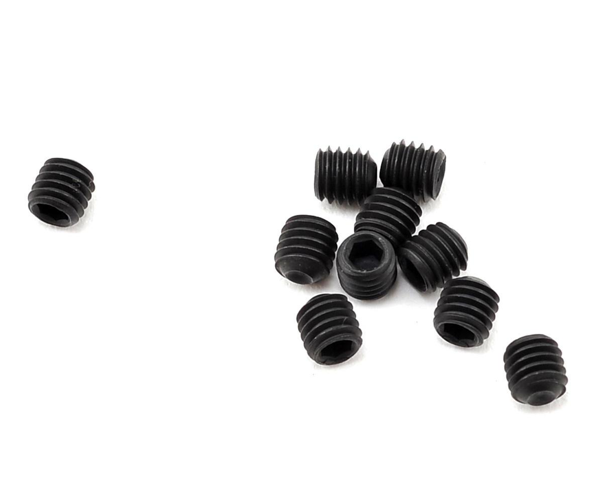 Losi 3x3mm Cup Point Set Screws (10)