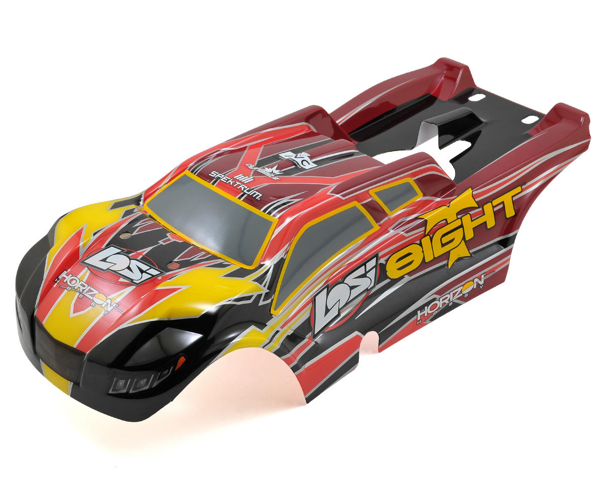 Losi 8IGHT-T Gasoline Pre-Painted Body