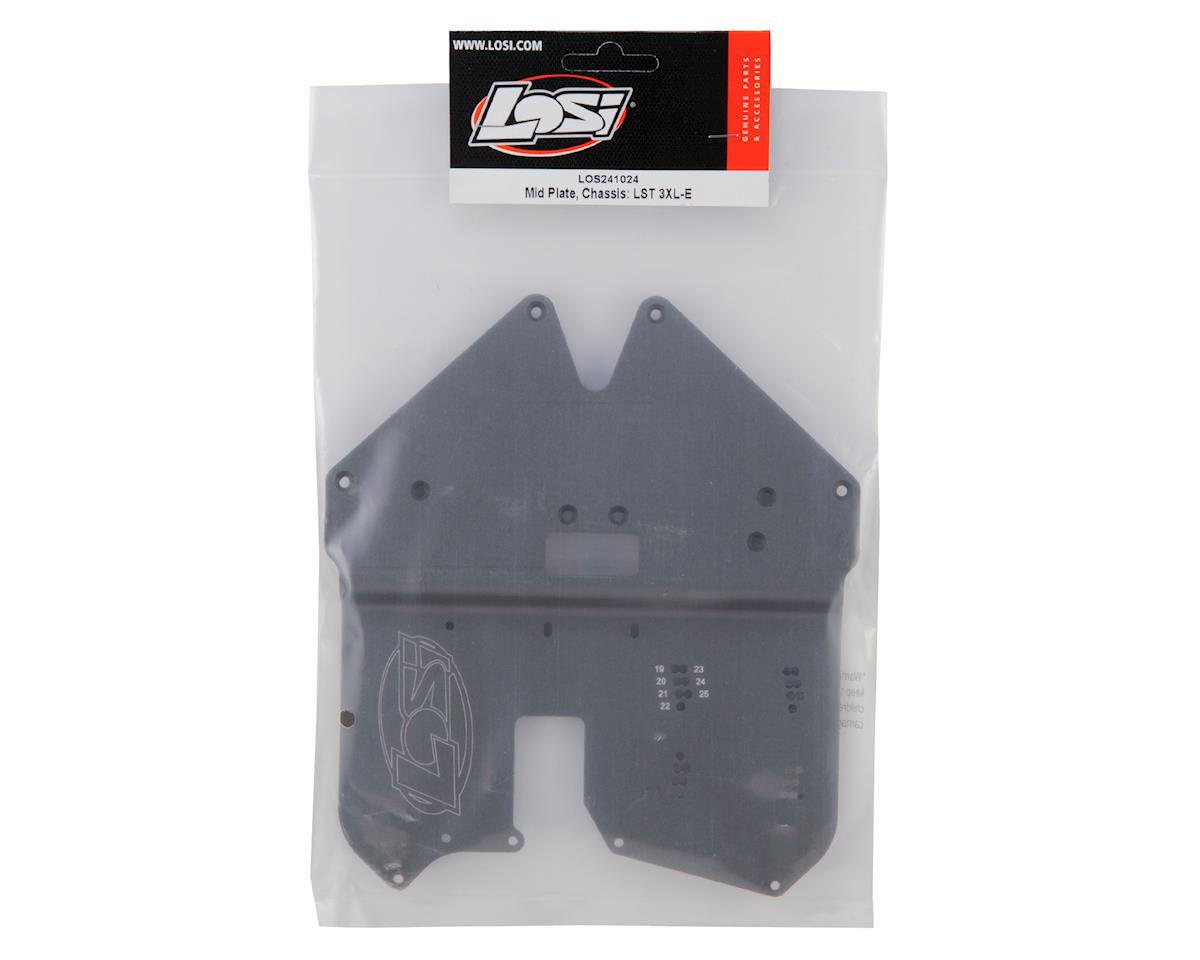 Losi LST 3XL-E Chassis Mid Plate