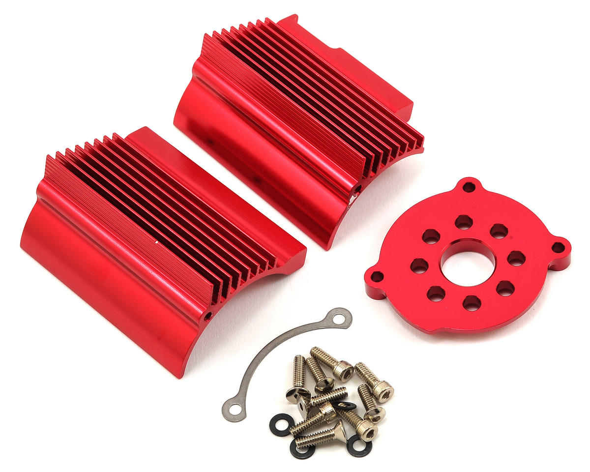 Losi LOS242002 Heat Sink Motor Mount LST XXL2-E