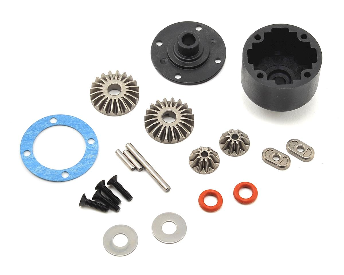 Losi 8IGHT-E RTR 8IGHT Nitro Differential Case & Hardware