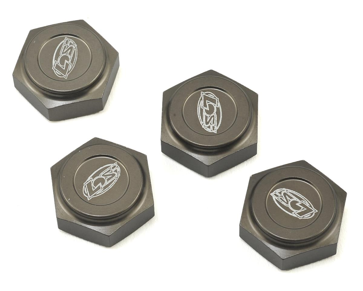 Losi LST 3XL-E Capped Wheel Nut, 17mm,