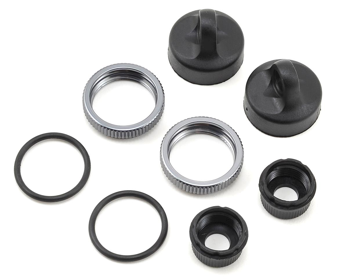 Losi 8IGHT-T Nitro RTR Shock Caps (2)