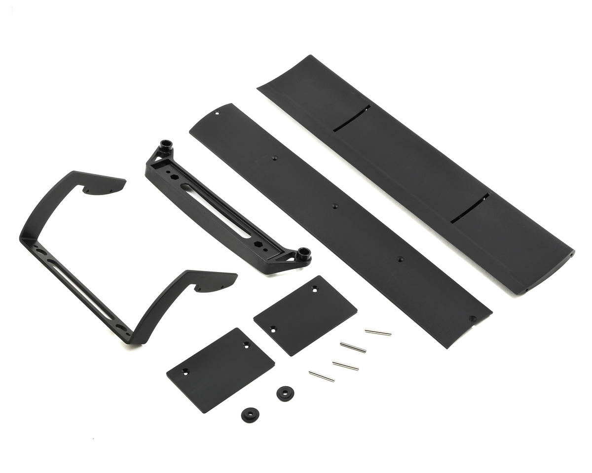 Losi Wing & Wing Mount Set