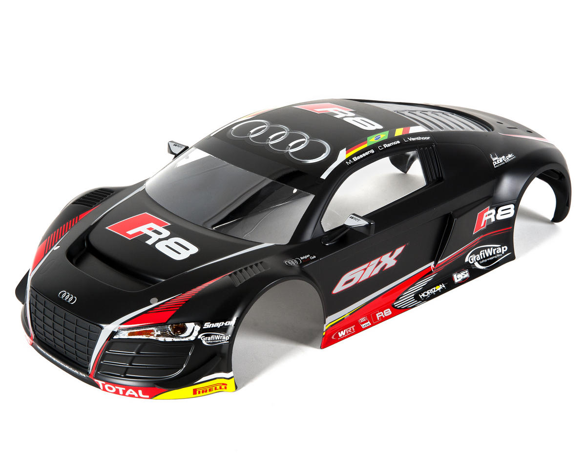 Audi R8 Pre-Painted Body by Losi
