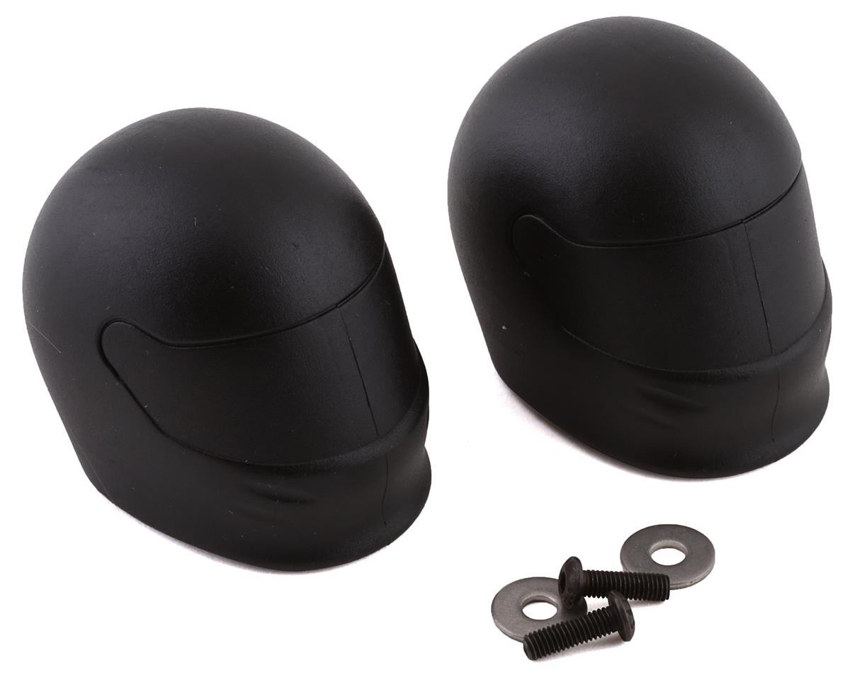 Losi Driver Helmets (2): Super Rock Rey