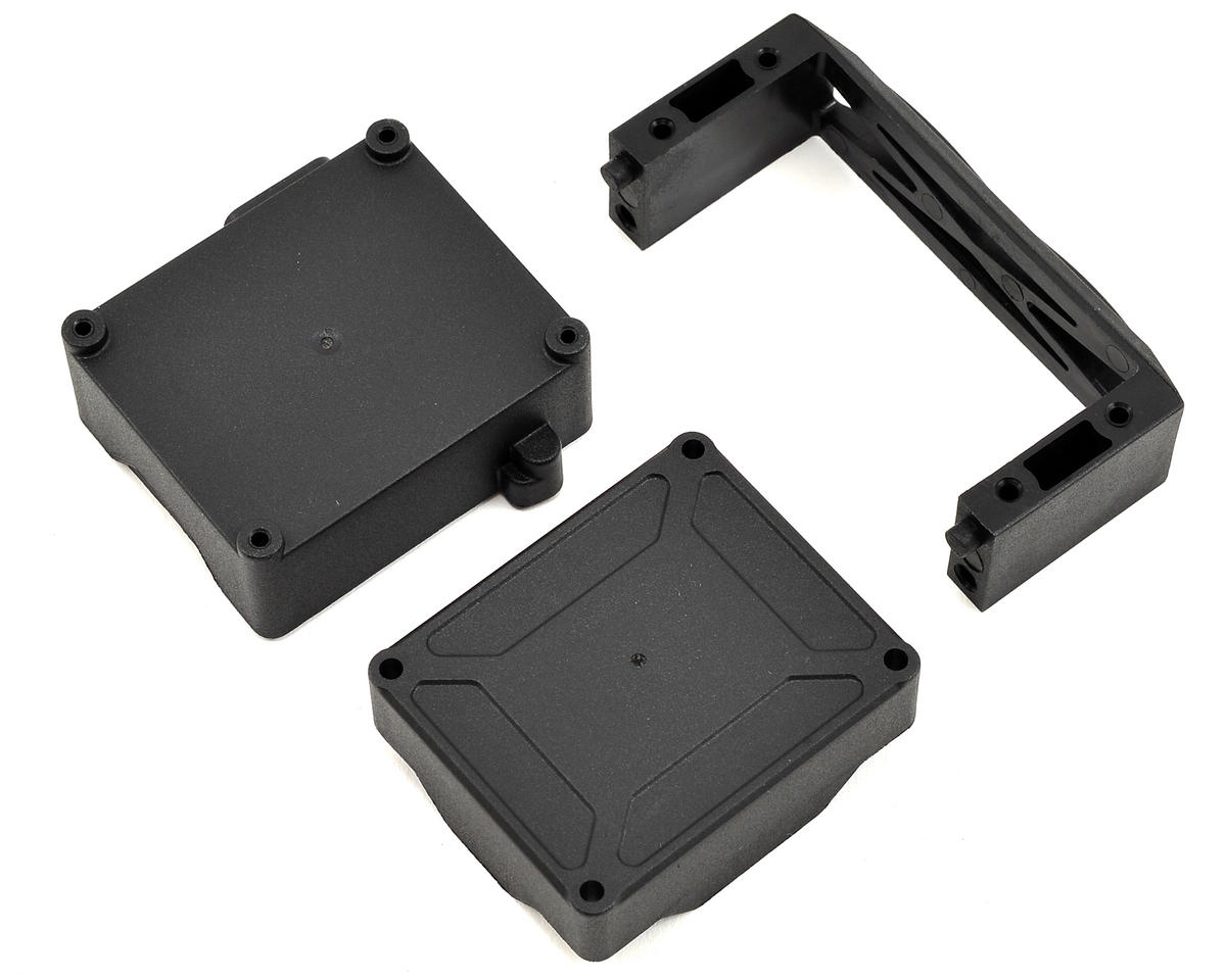 Losi Receiver Box & ESC Mount Set