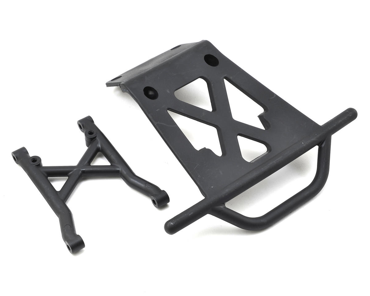 Losi Front Bumper & Skid Plate Set